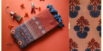 सखी ☙ Cotton Ajrakh Dupatta {16}