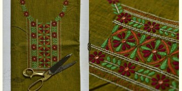 Saheli ☀ Embroidered Cotton Dress Material ☀ 57