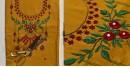 Saheli ☀ Embroidered Raw Silk Dress Material ☀ 35