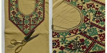 Saheli ☀ Rabari hand work - Gamthi Cotton Dress Material ☀ 44