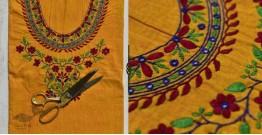 Saheli ☀ Rabari hand work - Gamthi Cotton Dress Material ☀ 52