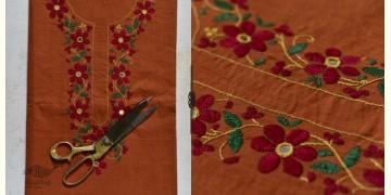 Saheli ☀ Rabari hand work - Gamthi Cotton Dress Material ☀ 54