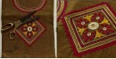 Saheli ☀ Embroidered Cotton Dress Material ☀ 24