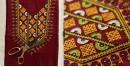 Saheli ☀ Embroidered Silk  Dress Material ☀ 26