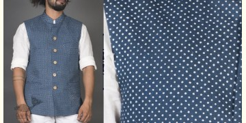 Taare ● Linen Block Printed Jacket ● 11