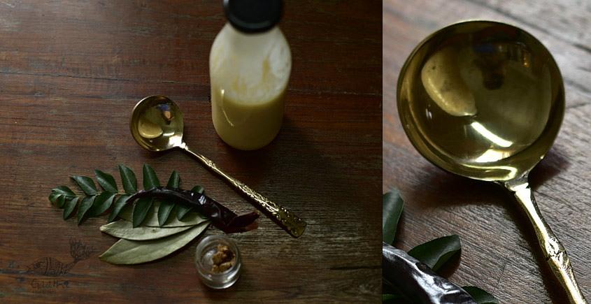 Shop online kansa curry Daal Serving Ladle