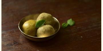"""Kansyam . कांस्यम ✾ Kansa Small Dish - 4.3"""" x 4.3"""" x 0.8"""""""