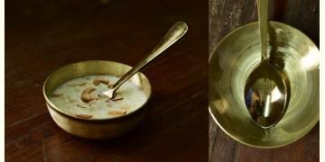 Kansyam . कांस्यम ✾ Kansa Bowl with Spoon