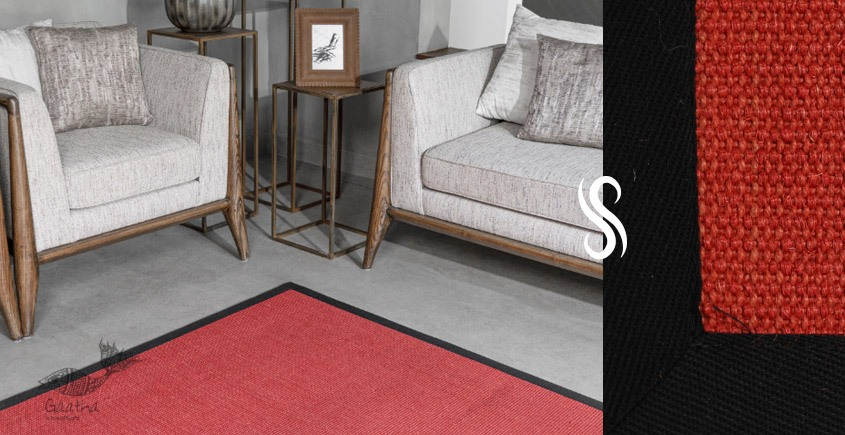 shop home decor Rug made from jute & Sisal