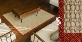 Elegance at your feet  ⚛ Sisal & Wool Rug ⚛ 29