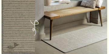 Elegance at your feet  ⚛ Upcycled Pet Yarn Floor Runner ⚛ 5