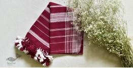 Gracious Grasslands  ☩ Kala Cotton Stole ☩ 11