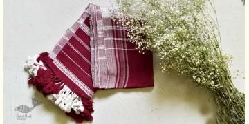 Gracious Grasslands  ☩ Kala Cotton Stole ☩ 15