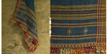Salt Deserts of Kutch ✠ Hand spun ✠ Raw woolen Shawl ✠ 8