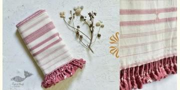 Pra . परा ༄ Handwoven Bhujodi Kala Cotton Dupatta ༄ 10