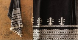 Salt Deserts of Kutch ❅ Raw Woolen Stole ❅ 2