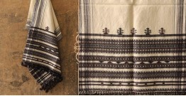 Salt Deserts of Kutch ❅ Raw Woolen Stole ❅ 5