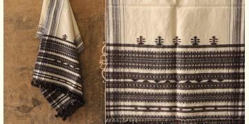 Salt Deserts of Kutch ❅ Raw Woolen Stole ❅ 5