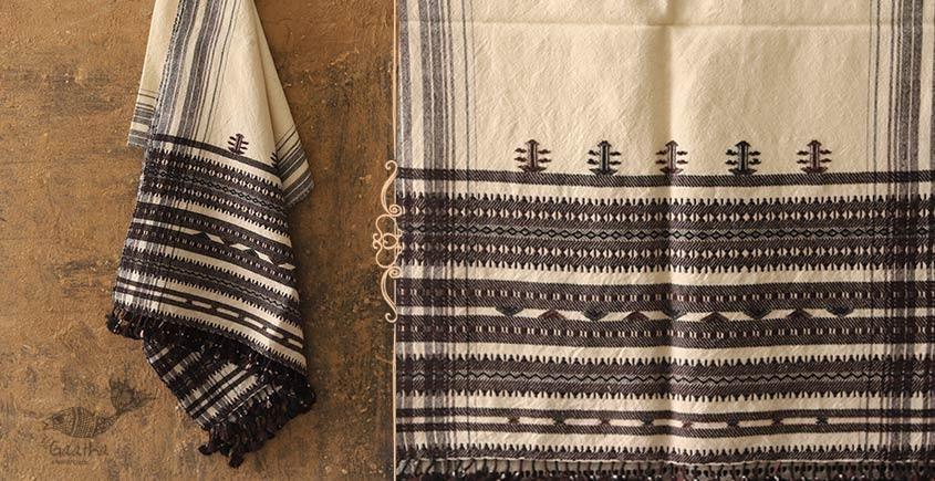 shop online Handwoven mini woolen stole