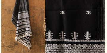 Salt Deserts of Kutch ❅ Raw Woolen Stole ❅ 6