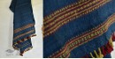 exclusive new collection of 2021  Raw Woolen royal Blue Shawl