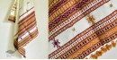 Sevanti | सेवंती ❥ Woolen Mirror Work Shawl ❥ 4
