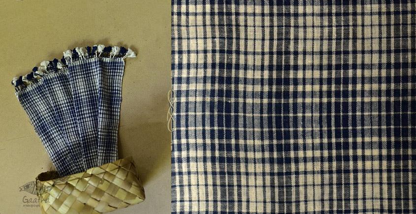 Sevanti | सेवंती ❥ Bhujodi Organic Kala Cotton Stole ❥ 19