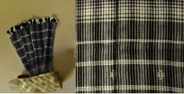 Sevanti | सेवंती ❥ Bhujodi Organic Kala Cotton Stole ❥ 20