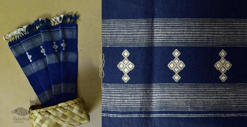 Sevanti | सेवंती ❥ Bhujodi Organic Kala Cotton Stole ❥ 21