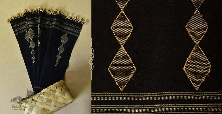 Sevanti   सेवंती ❥ Bhujodi Cotton Silk Stole ❥ 26