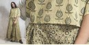 Celestia ☙ High waist pleated pants - Khakhi ☙ A12
