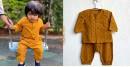 shop Organic Raidana Print Kurta & Pant