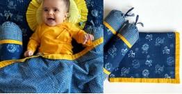 Organic Cotton ★ Kids Organic Gift Set (Dohar + 2 Zoo Bolster) ★ 12