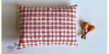 Organic Cotton ★ Kids Gift Set (Manjha Print Kapok Pillow + Maracas) ★ 22