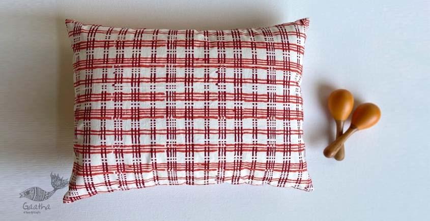 buy Kids Gift Set (Manjha Print Kapok Pillow + Maracas)
