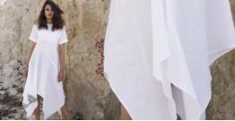 Wovhan ✠ Handloom Cotton Dress ✠ 27