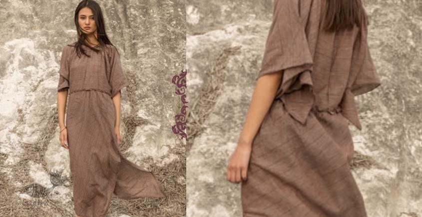 Wovhan ✠ Handloom Cotton Dress ✠ 25