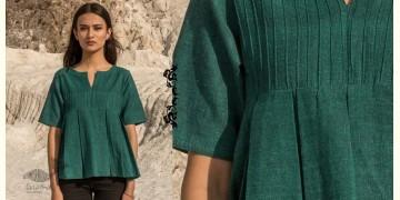 Wovhan ✠ Handloom Cotton Top ✠ 10
