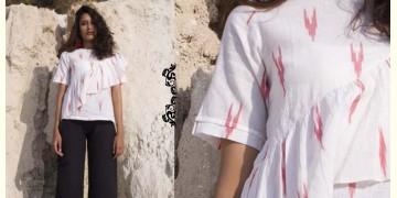Wovhan ✠ Handloom Cotton Top ✠ 24