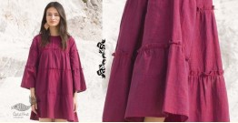 Wovhan ✠ Handloom Cotton Tunic ✠ 14