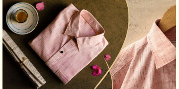 कनिष्क ♕ Handwoven Cotton Shirt ♕ 12