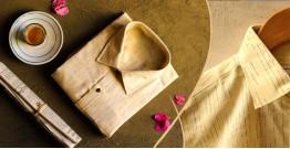कनिष्क ♕ Handwoven Cotton Shirt ♕ 14