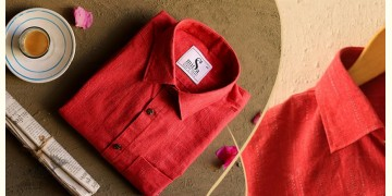 कनिष्क ♕ Handwoven Cotton Shirt ♕ 2