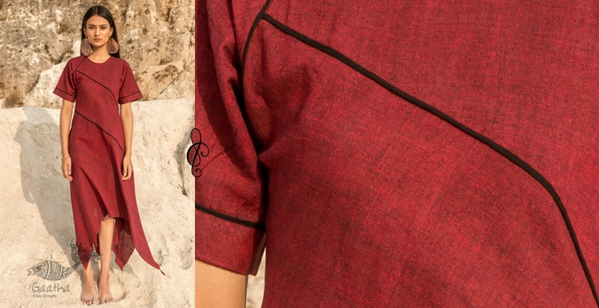 Wovhan | Handloom Cotton  | Dress | 10