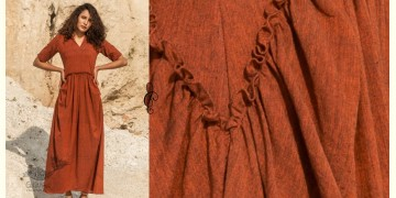 Wovhan | Handloom Cotton | Dress | 11