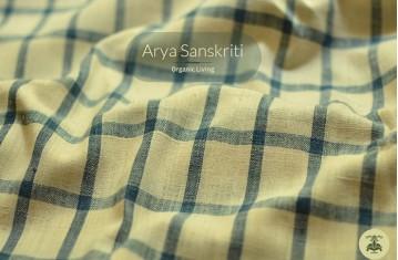 Organic Living - Khadi Cotton . Silk Fabric . Dhoti Khes . Towels.