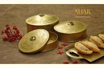 Ahar ✽ Handmade Brassware