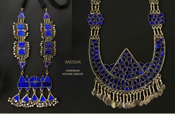 Anosha ✽ Handmade Afghan Jewelry