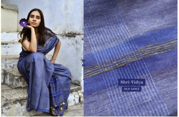 श्रीविद्या ❂ Silk Saree