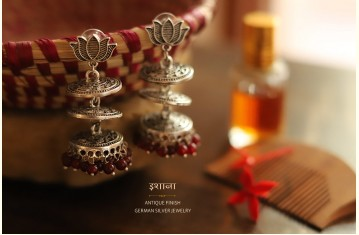 इशाना ✽ Antique German Silver Jewelry